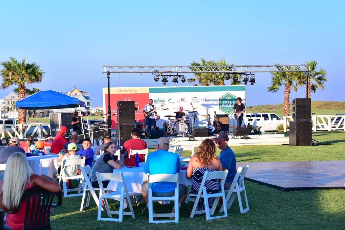 Port A Proud Concert